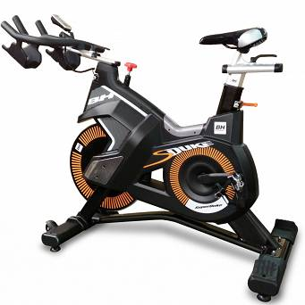 Rower spiningowy BH FITNESS SUPERDUKE (H940)
