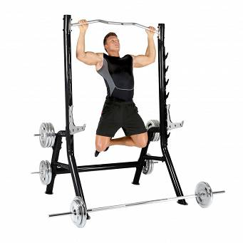 Stojaki pod sztangę FINNLO MAXIMUM INSPIRE SQUAT RACK