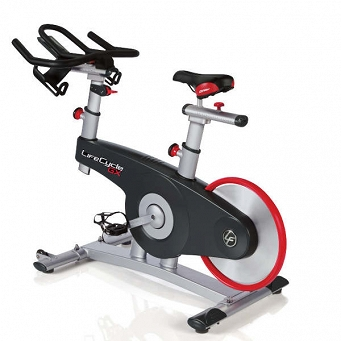 Rower spiningowy LIFE FITNESS LifeCycle GX z konsolą