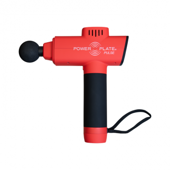 Masażer POWER PLATE PULSE MATTE RED