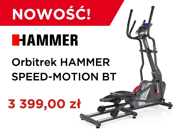 Orbitrek HAMMER SPEED-MOTION BT