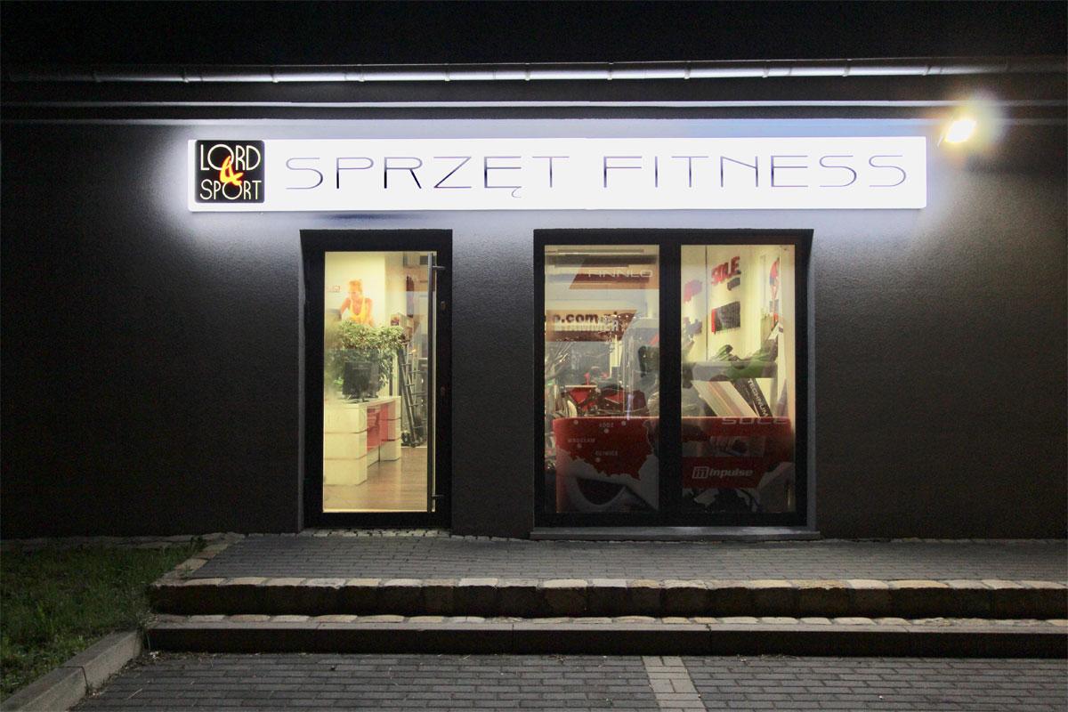 Salon w Gliwicach